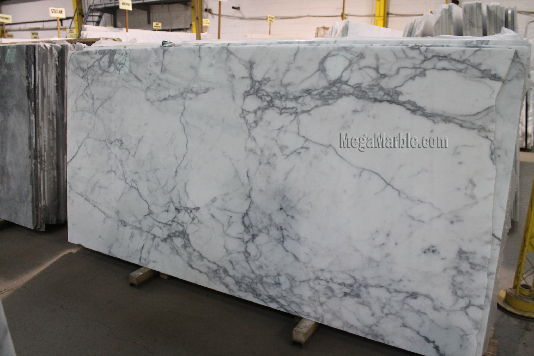 Marble And Granite Slabs : White stone slabs ct countertop