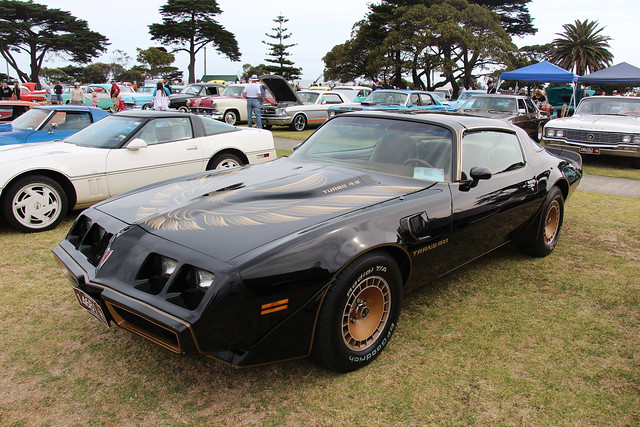 Photo:1980 Pontiac Transam 4.9 Turbo Coupe By Sicnag
