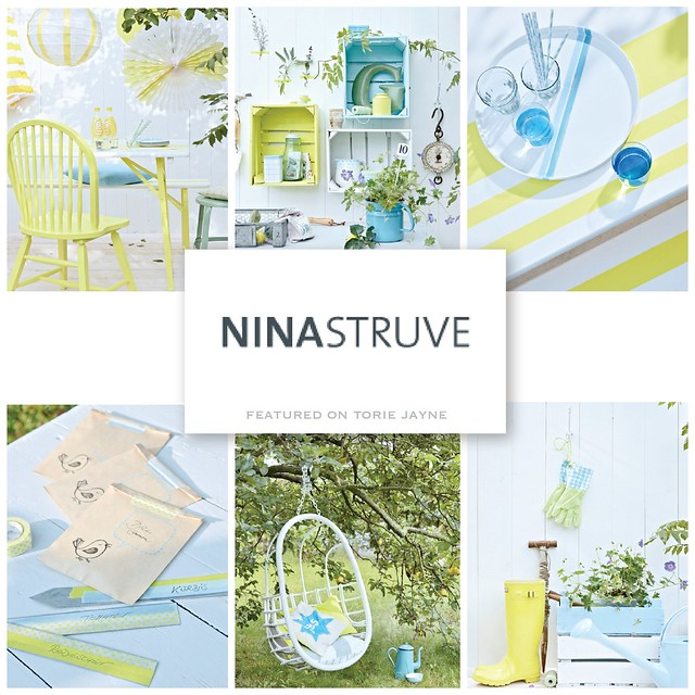 Pretty Garden by Nina Struve