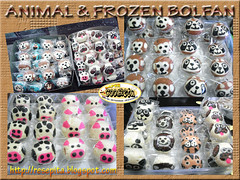 ANIMAL & FROZEN BOLFAN