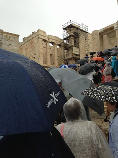 Umbrellas of the Acropolis
