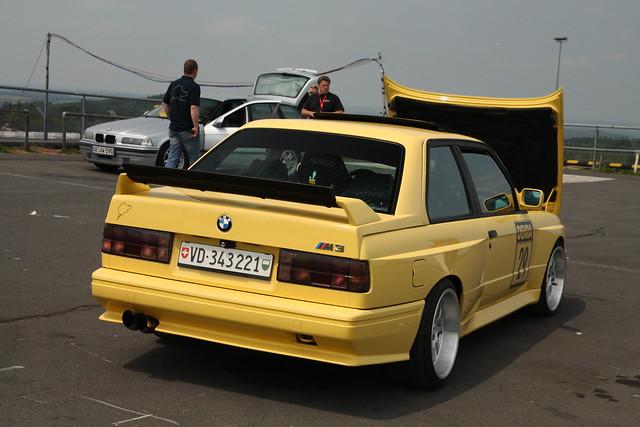 BMW M3 concentracio 7