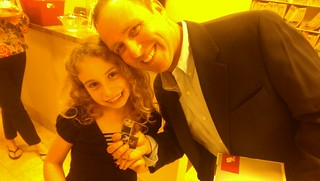 Dr. Paul A. Weiner and Daughter