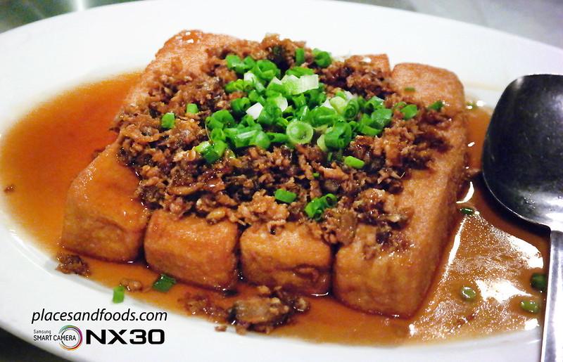 south sea seafood signature toufu