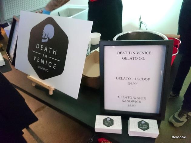 Death in Venice Gelato Co.