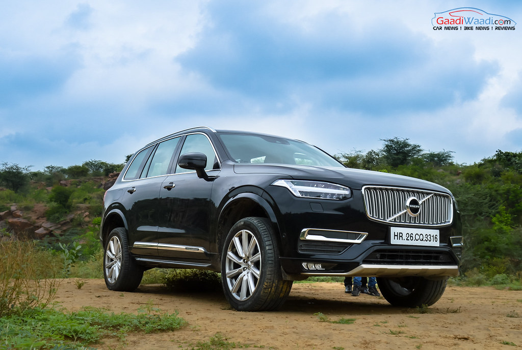 volvo xc90 India Review-45
