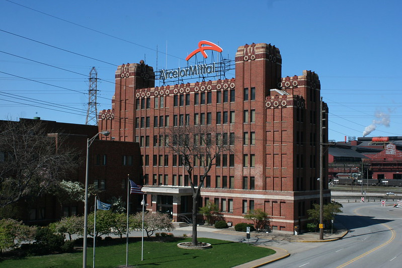 ArcelorMittal Indiana Harbor steel mill