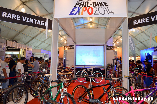 The Unforgettable First Phil-Bike Expo 2014