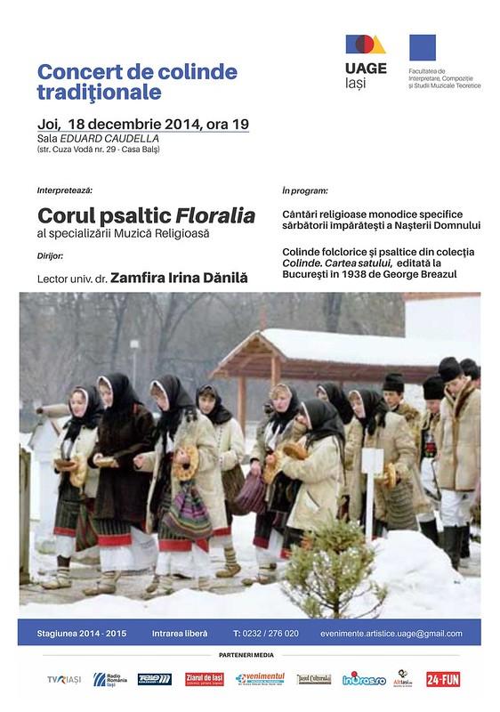 2014.12.18.Concert colinde Floralia