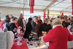 Dax fête Noël 2014 : le marché de Noël de Daxatou