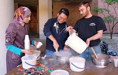 Eye on UMSL:  Ice cream chemistry:  Oct. 24, 2014