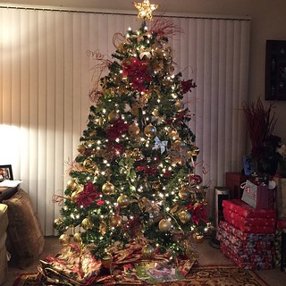 Mommys tree. ????????????#christmas #tree #holiday