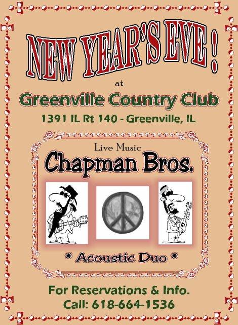 Chapman Bros 12-31-14