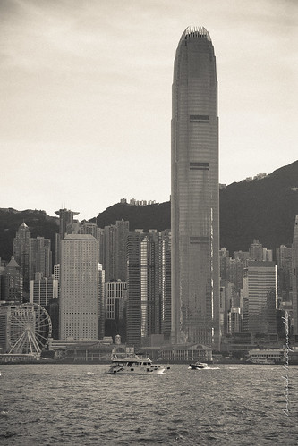 IFC mall - Hong Kong