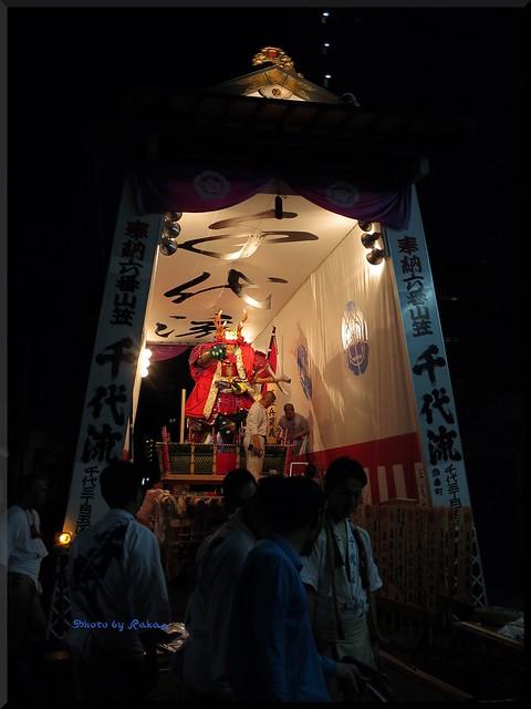 Photo:2014-07-11_T@ka.'s Life Log Book_【福岡】博多祇園山笠を巡る夜散歩 各所の山笠を巡ってみました_01 By:logtaka