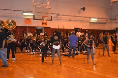 031 Mitchell High School Band