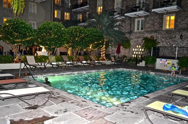Maison Dupuy Hotel - pool