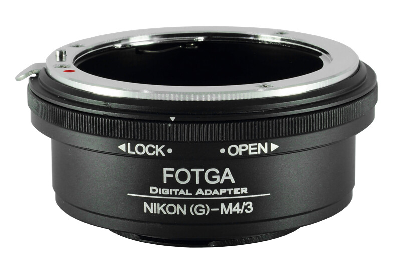 nikon g m4/3 lens mount adapter