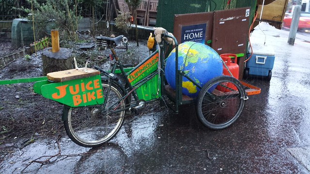 Cargo bikes can carry the world