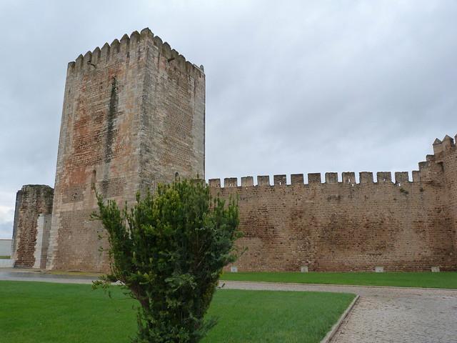 Castillo de Moura (Alentejo, Portugal)