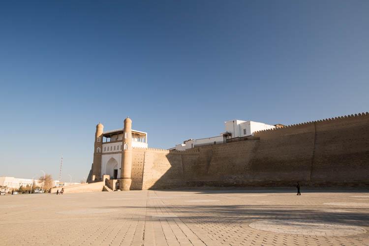the ark uzbekistan