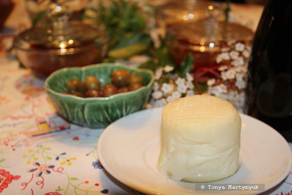 27 - мастер-класс по приготовлению сыра - традиции Португалии