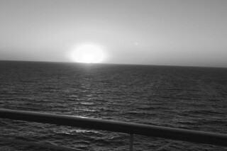Carnival Inspiration - Ship Sunset