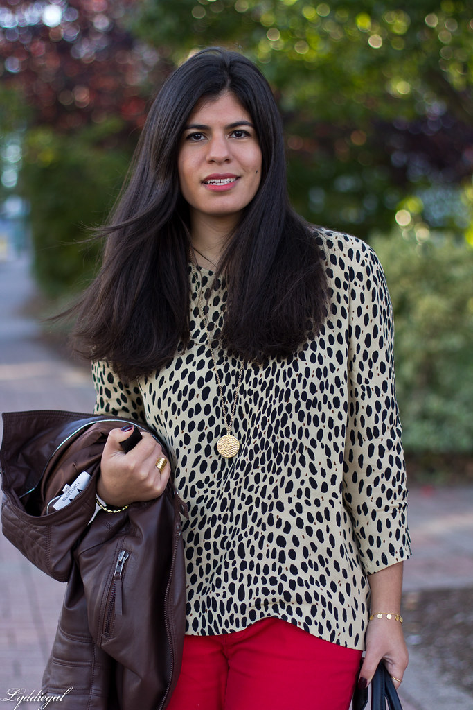 leopard tunic, red pants, leather jacket.jpg