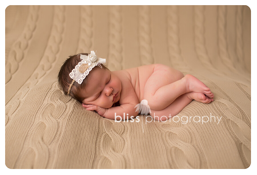 bliss photography - newborn Bianca