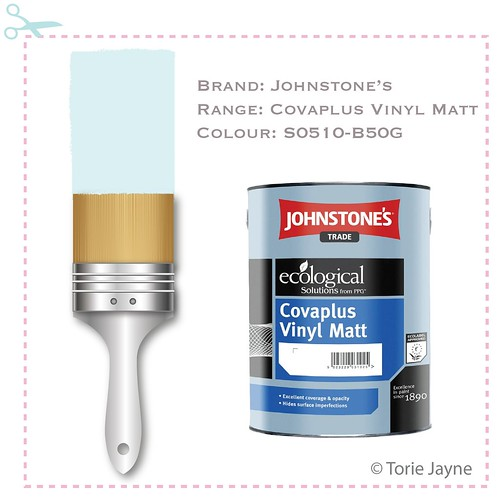 Johnstone's Covaplus Vinyl Matt-colour no S 0510-B50G