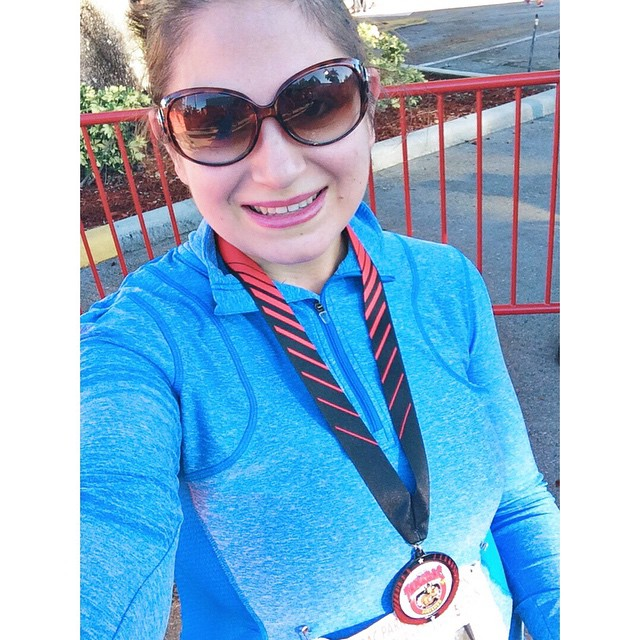 #Happy #Thanksgiving!! I got a PR this morning at the #Tamarac #TurkeyTrot #5k - Yay!! 43:31. #TamaracTurkeyTrot #southflorida #igers_ftl #running #runnergirl