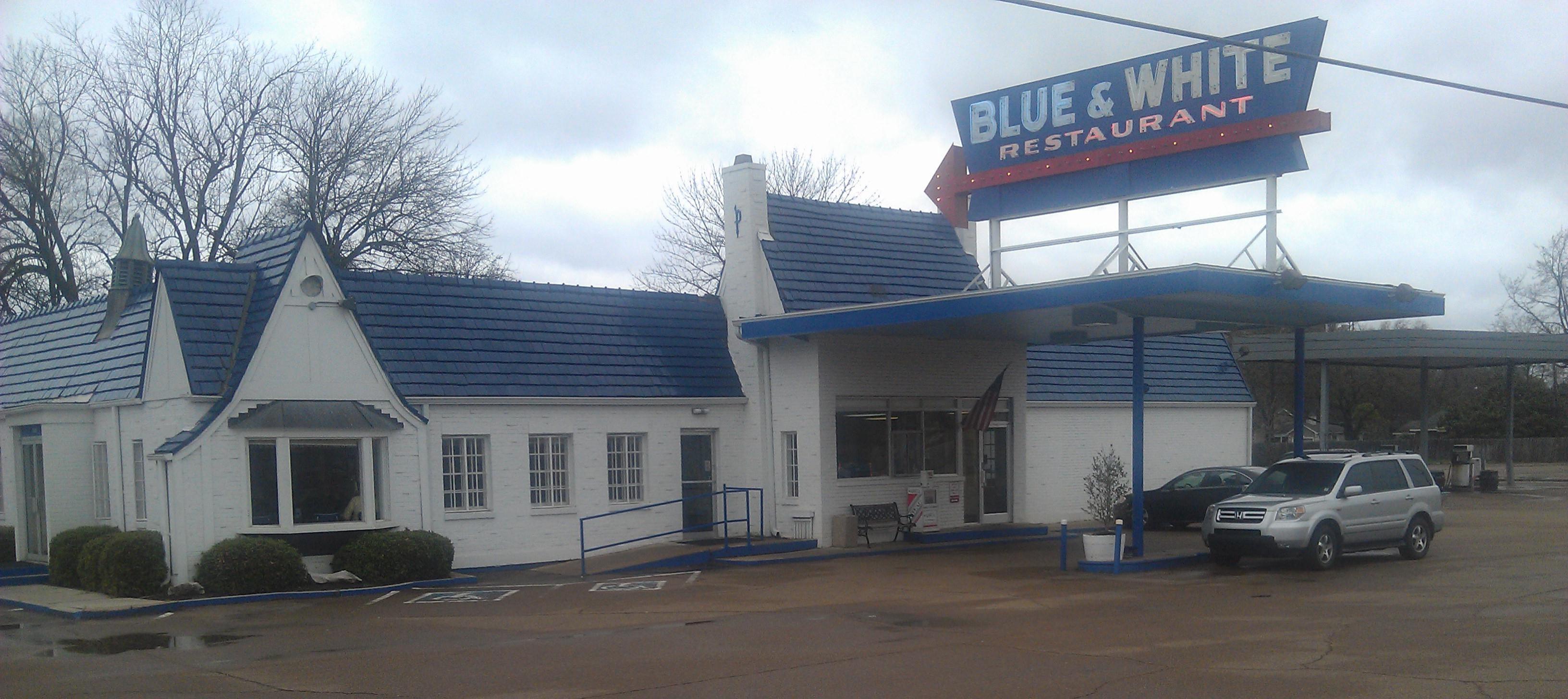 Mississippi tunica county dundee - Mississippi Restaurant Tunica Us61 Tunicacounty Blueandwhiterestaurant