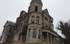 Ouerbacker Mansion Louisville ,Kentucky