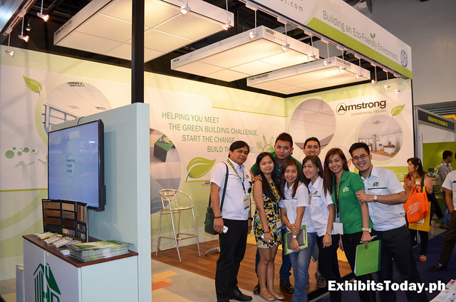 Armstrong Trade Show Stand