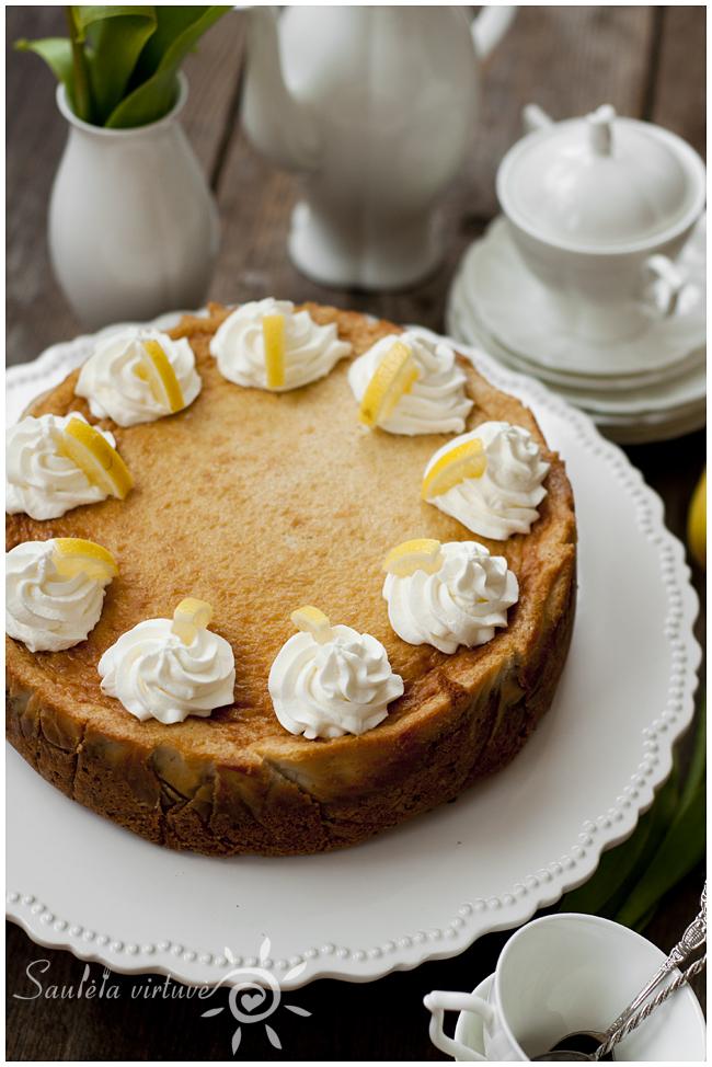 Bananinis sūrio tortas (2)