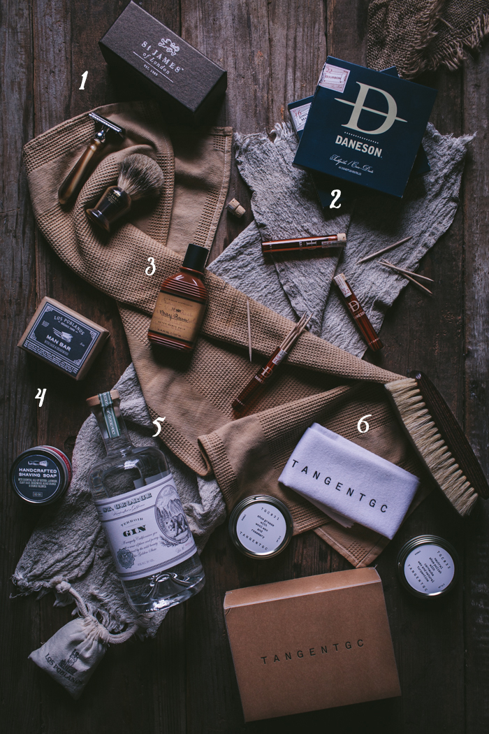 Adventures in Cooking Gift Guide - For The Distinguished Gentleman | By Eva Kosmas Flores
