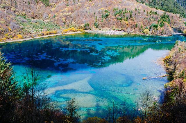 110/365 Jiu Zhai Gou Lakes