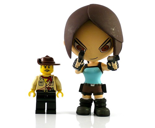 Lara Croft and the Temple of Osiris figure3
