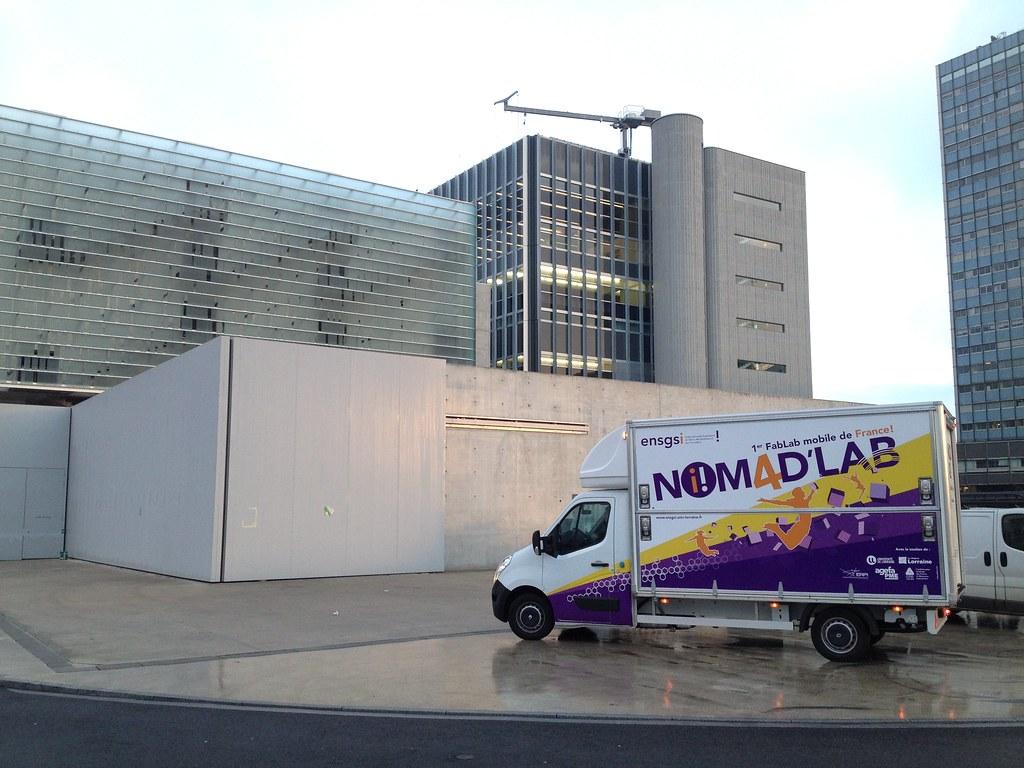 Nomad'Lab