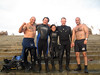 Dive the Blues Scuba Oct 2014, Okinawa, Rescue Class complete 2!!