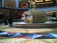 Horse fountain (I)