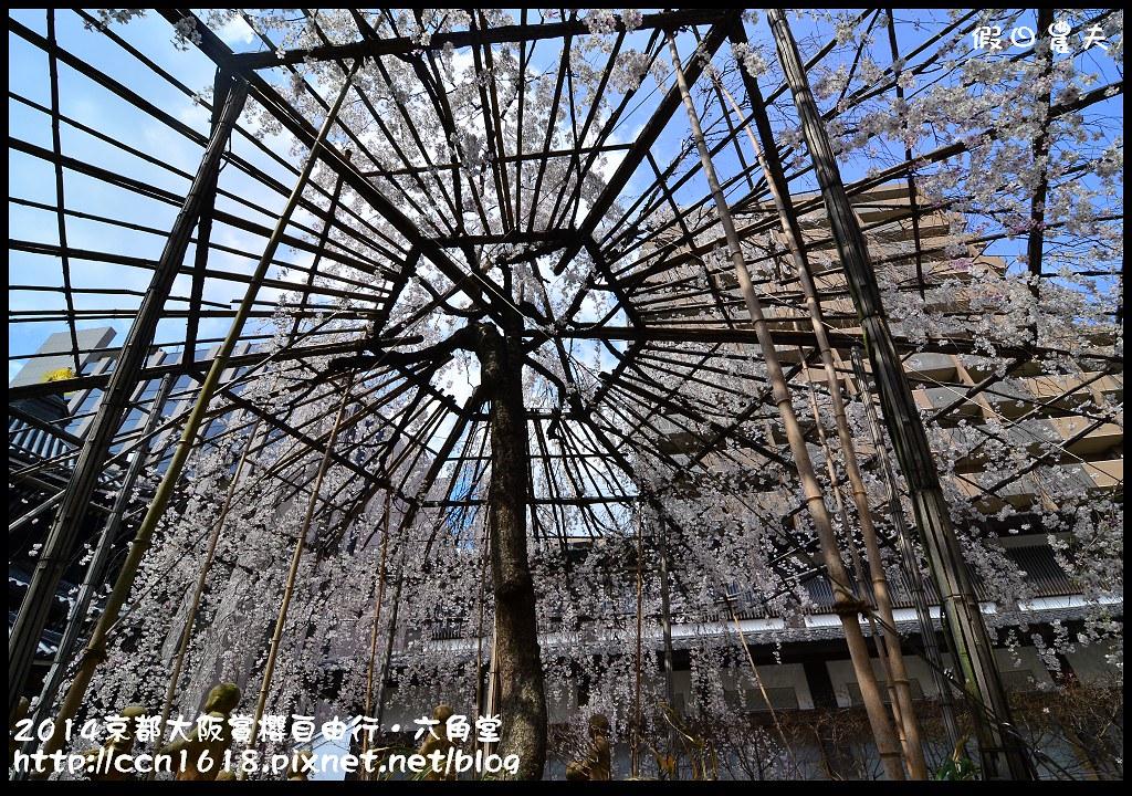 2014京都大阪賞櫻自由行.六角堂DSC_0361