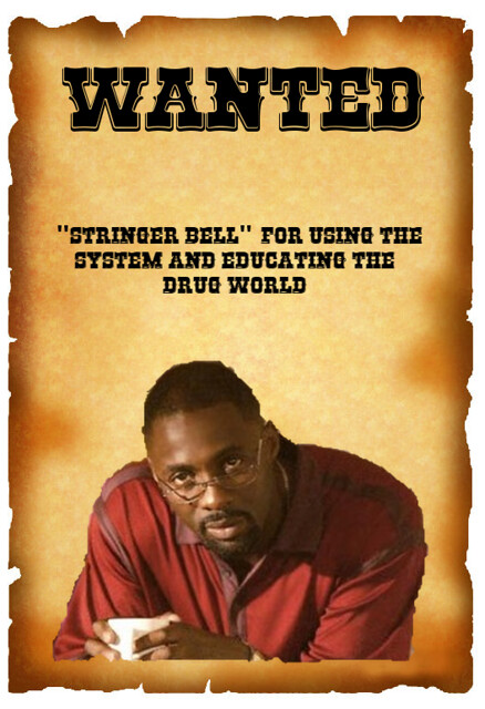 Wanted: Stringer Bell