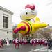 Hello Kitty Balloon at Macy's Thanksgiving Day Parade