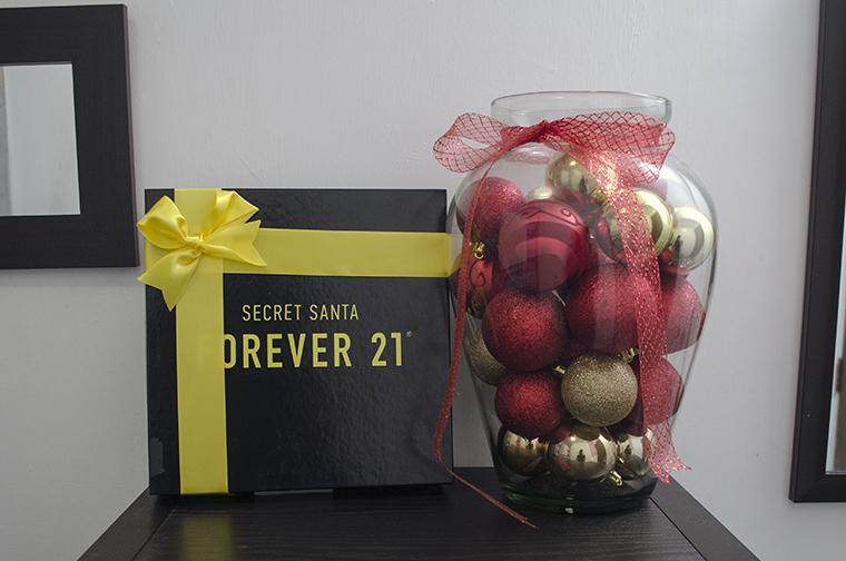 Secret Santa Forever 21 3