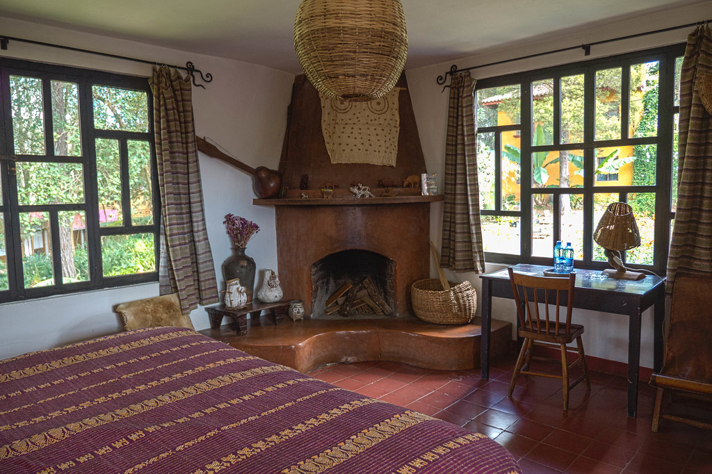 Casa Na Bolom, San Cristobal de las Casas - Jatate Room.jpg