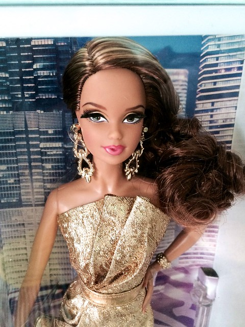City Shine Barbie Look - Steffie