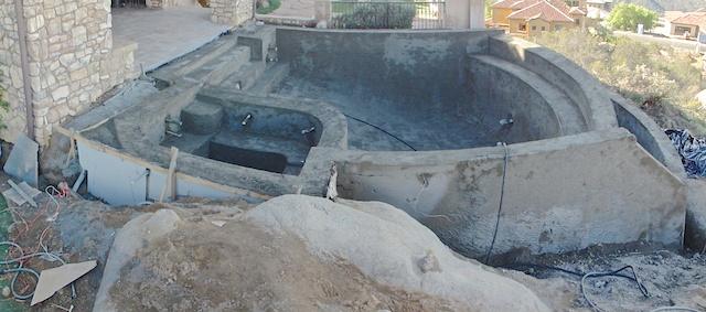 Vanishing Edge Pool Plumbing : New gt socal vanishing edge