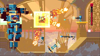 Super Time Force Ultra PSX