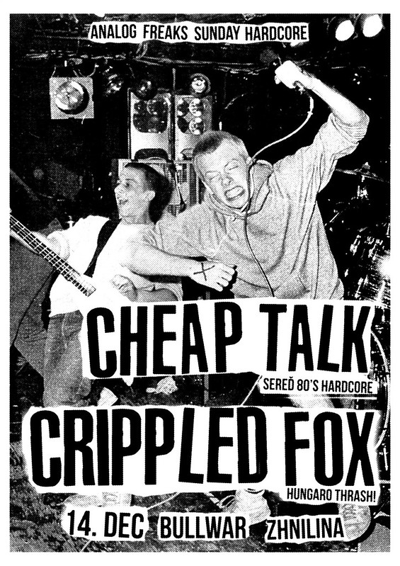 Crippled Fox/Cheap Talk